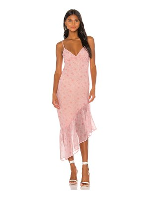 Privacy Please hana maxi dress