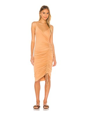 Privacy Please lia midi dress