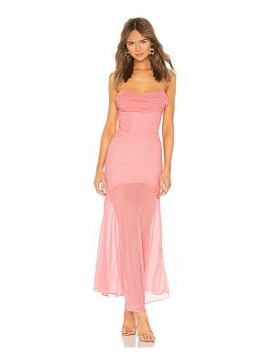 Privacy Please mira maxi dress