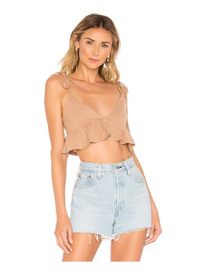 Privacy Please rachel crop top