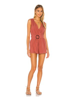 Privacy Please rain romper