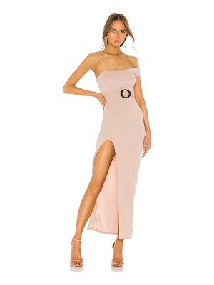 Privacy Please remy maxi dress