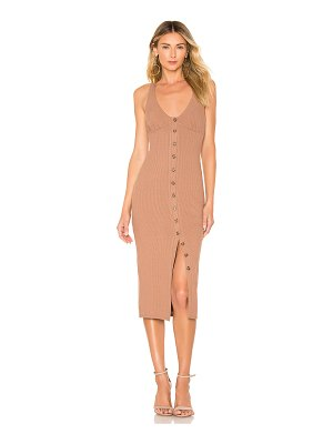 Privacy Please sierra midi dress