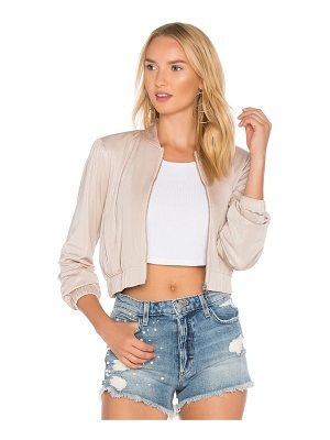 PRIVACY PLEASE X Revolve Boulevard Bomber