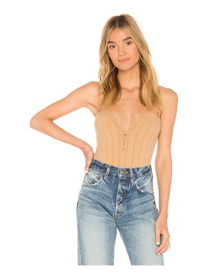 Privacy Please x REVOLVE Packston Bodysuit