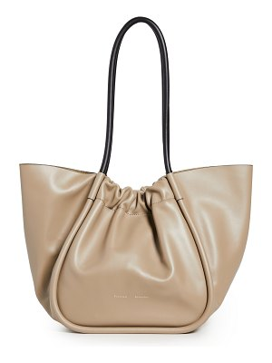 Proenza Schouler large ruched tote