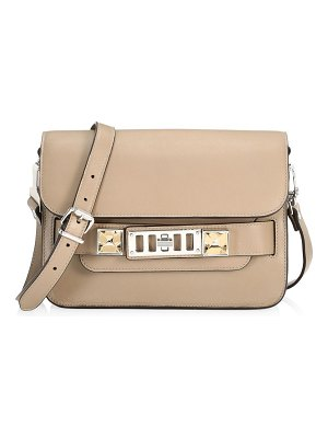 Proenza Schouler mini ps11 leather crossbody bag