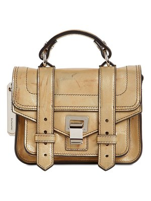 Proenza Schouler Ps1 micro leather bag