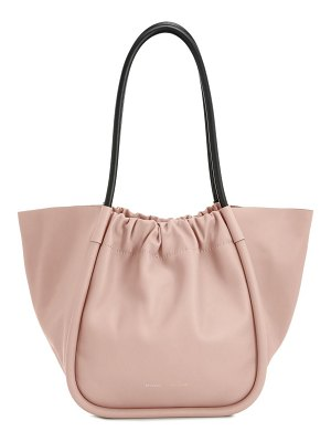 Proenza Schouler ruched leather tote