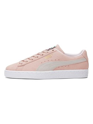 PUMA classic suede sneakers in pink