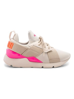PUMA Muse Chase Sneaker