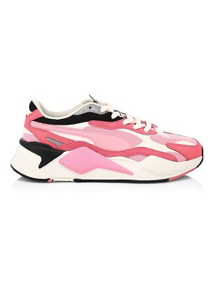 PUMA rs-x puzzle mesh sneakers