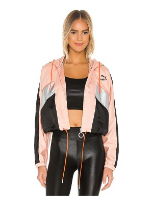 PUMA tfs fashion lux track jacket