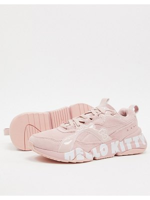 PUMA x hello kitty nova 2 sneakers in pink