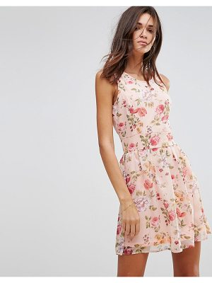 Pussycat London floral skater dress