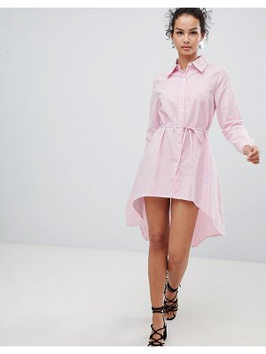 QED London shirt dress