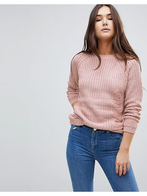 QED London Knit Sweater