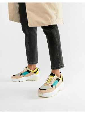 QUPID chunky sneakers