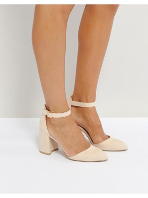 QUPID Qupid Block Point High Heels