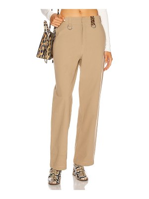 R13 slouch ring pant