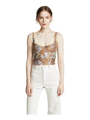 Rachel Comey cleft top