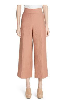 Rachel Comey essence seersucker crop pants