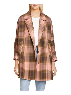 Rachel Comey zia short trench coat