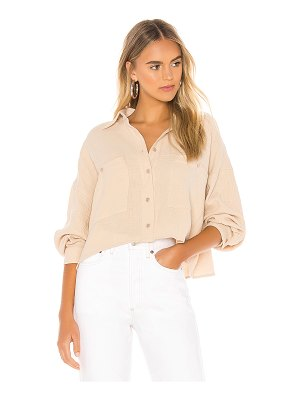 Rachel Pally gauze willa top