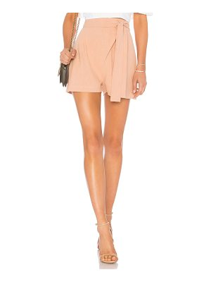 Rachel Pally Linen Wrap Short