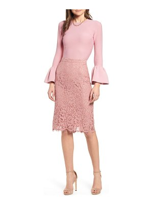 Rachel Parcell lace pencil skirt