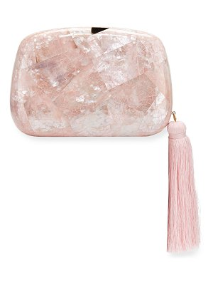 Rafe Stella Minaudiere Clutch Bag with Tassel