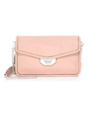 Rag & Bone field leather convertible clutch