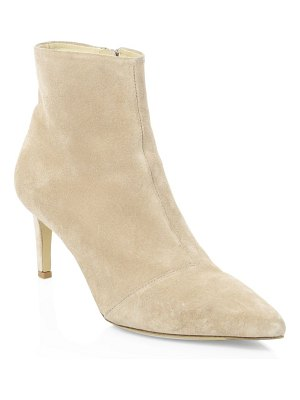 Rag & Bone beha point-toe suede ankle boots