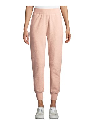 Rag & Bone Brushed Terry Pull-On Jogger Sweatpants