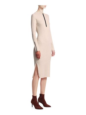 Rag & Bone brynn rib-knit sweater dress