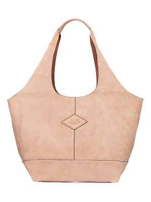 Rag & Bone Camden Suede Shopper Hobo Bag