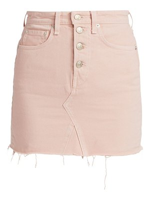 Rag & Bone itty bitty denim mini skirt