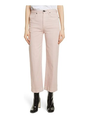 Rag & Bone justine high waist trouser jeans