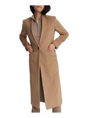 Rag & Bone liam camel hair long coat