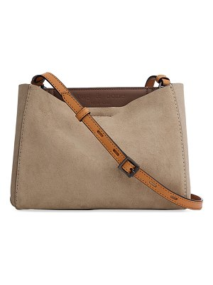 Rag & Bone Passenger Suede Crossbody Bag