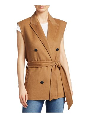 Rag & Bone pearson double-breasted vest
