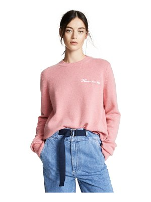 Rag & Bone vicky crew sweater