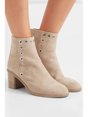 Rag & Bone willow embellished suede ankle boots
