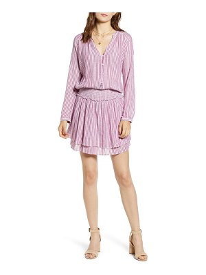 Rails jasmine long sleeve dress