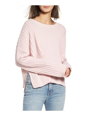 Rails joelle rib wool & cashmere sweater