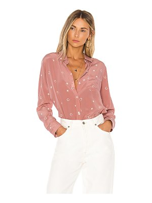 Rails kate silk blouse