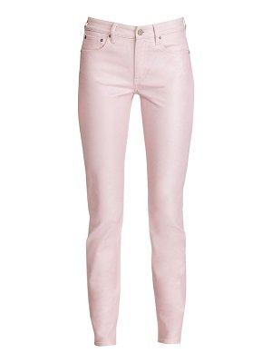 Ralph Lauren Collection 400 matchstick mid-rise skinny jeans