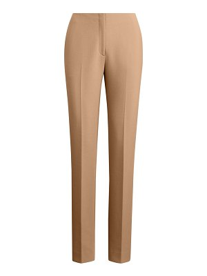Ralph Lauren Collection simone double-face crepe pants