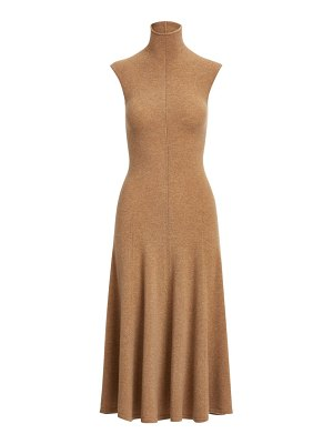Polo Ralph Lauren sleeveless cashmere dress