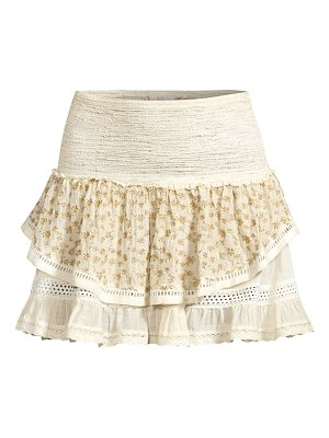 Ramy Brook embellished arius skirt